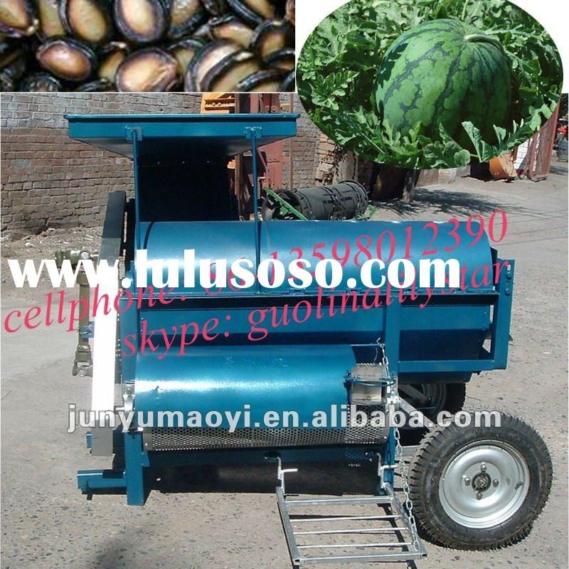 2012 new watermelon seeds machine to separate the seeds from the watermelon