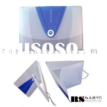 2012 plastic file bag
