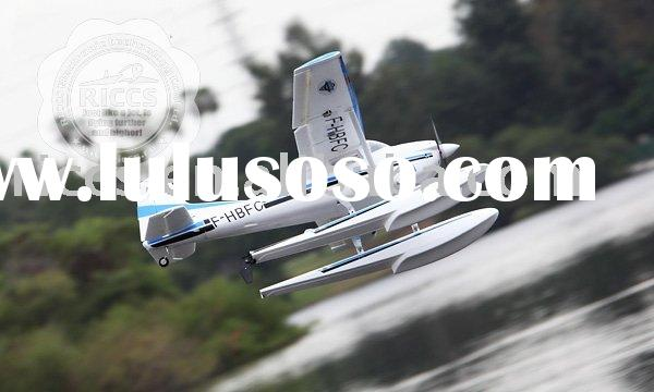 2.4G 6CH Cessna 185 EPO high simulation scale rc airplane model ( aircraft model )(Up:scale rc seapl