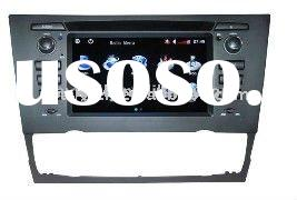2 Din Car Radio player for bmw E90 E91 E92 E93 E81 E87 with GPS/ Blue tooth