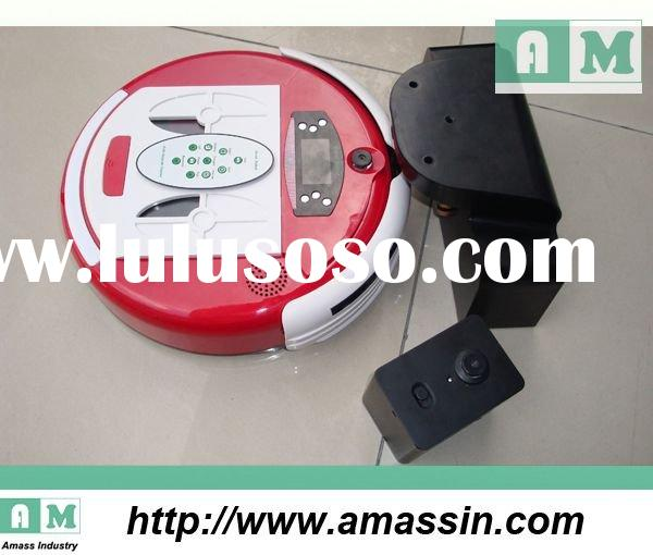 3 In 1 Multifunctional Robot Vacuum Cleaner (Auto Cleaning, Auto Sterilizing,Air Flavoring) Similar