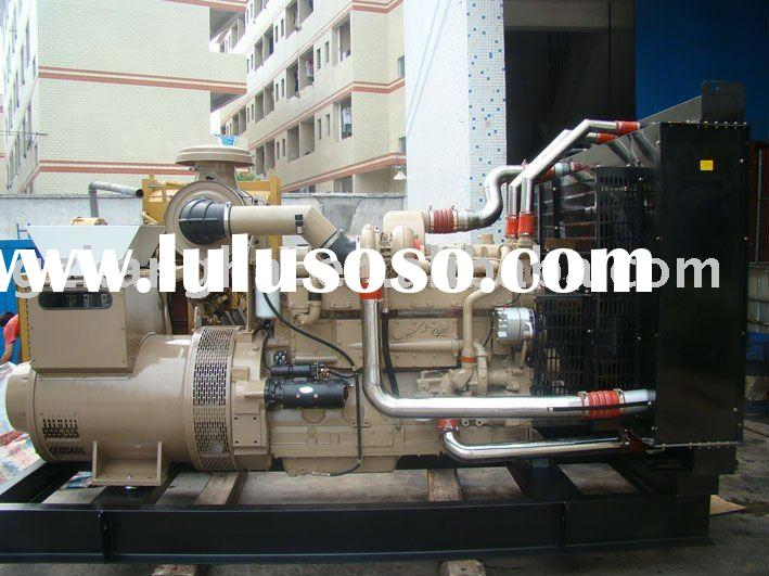 40 kva diesel generator/power generator set/cummins open-frame genset in china