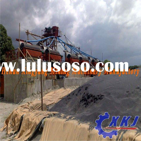500-1000 TPD iron ore concentrate equipment, sea sand iron ore processing line,magnetic separator fo