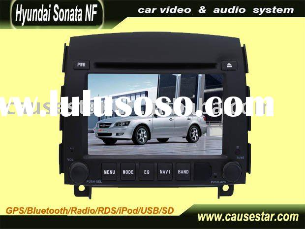 6.2 inch Car DVD Player For Hyundai Sonata NF with GPS