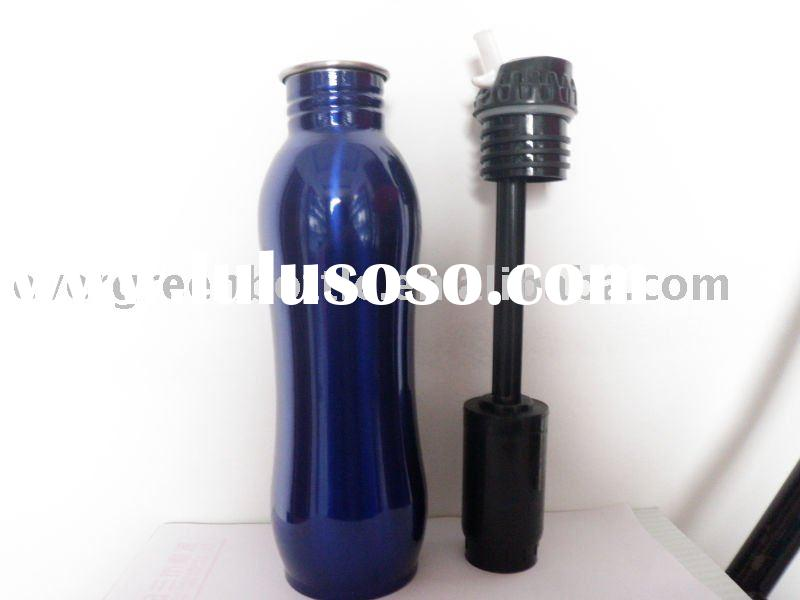 750ml 18/8 stainless steel filteration water bottle with SGS,FDA approved