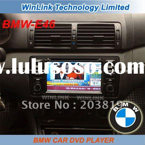 "7"" 2 Din Car Audio System For BMW M3 E46 With DVB-T MPEG2/4 ISDB ATSC"