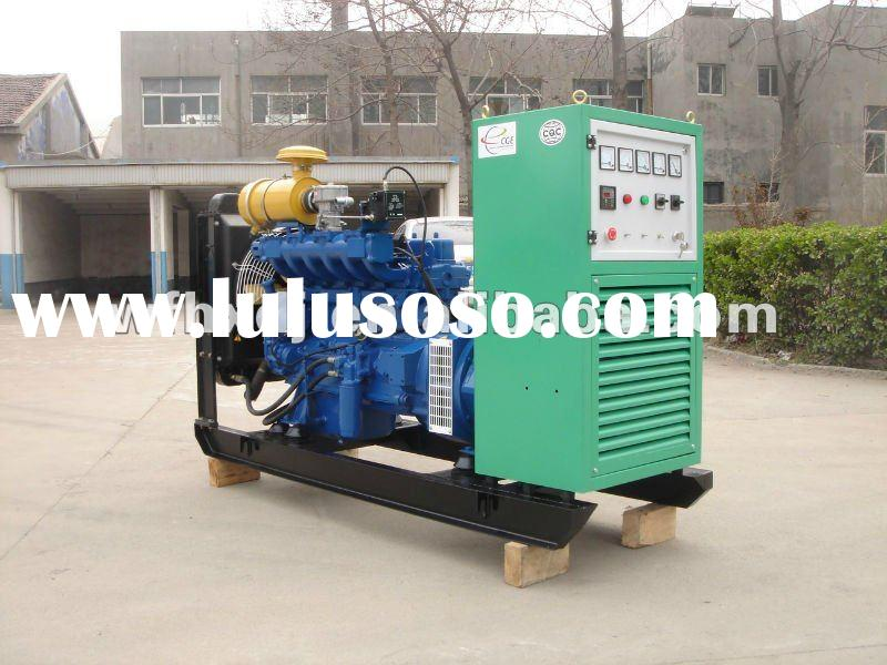 8kw-1000kw water cooled natural gas generator