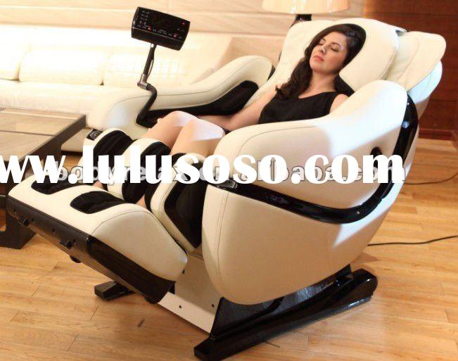 A02-2---The best Zero gravity&3D massage chair in 2012