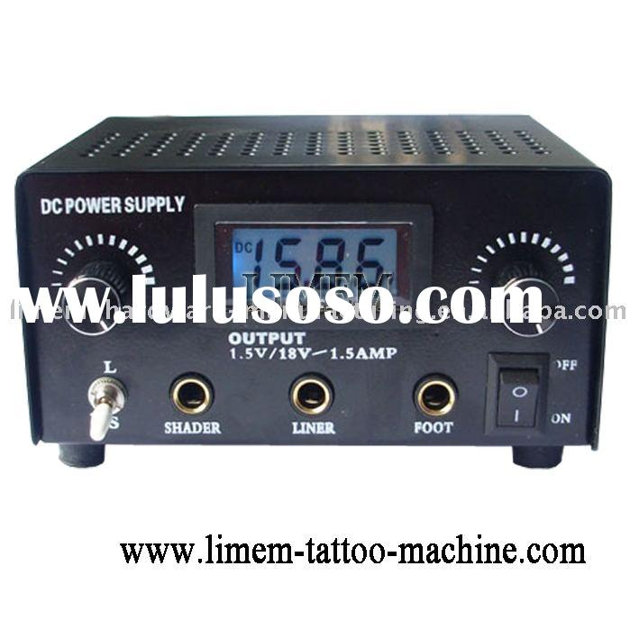 AC&DC tattoo power Supply
