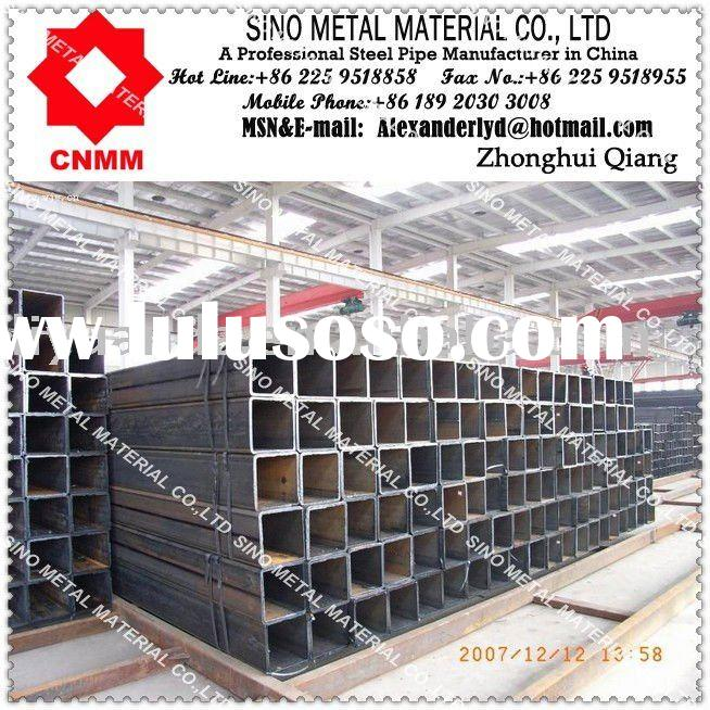 ASTM A500 Gr.B&C Steel Square Tube