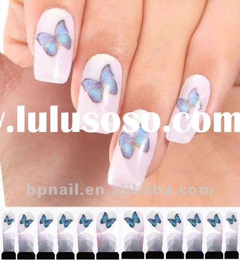 Art Nail Water-print Sticker/Full Nail Water Decals