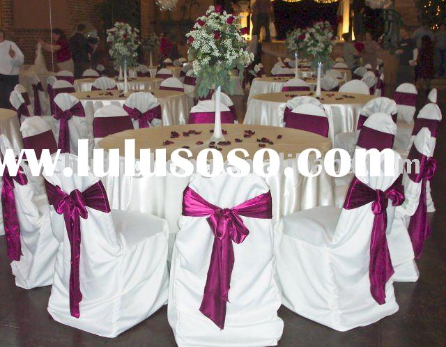 Attractive chair cover with nice design YC-856-1
