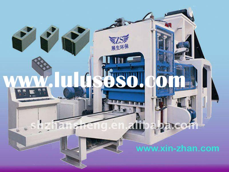 Automatic brick making machine south africa(ZS-QT8-15)