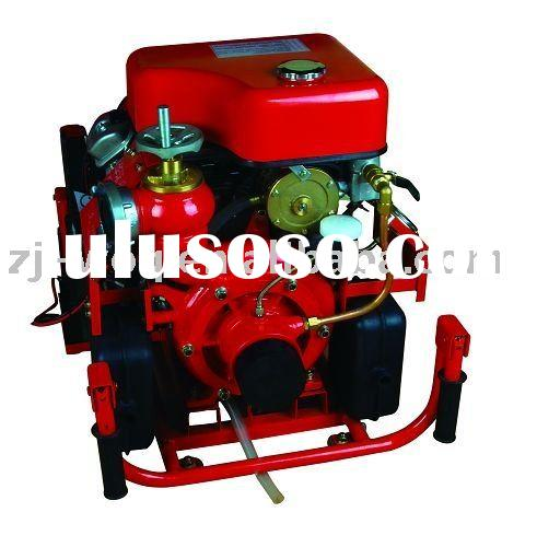 BJ-20A high volume water pump with exhaust priming system
