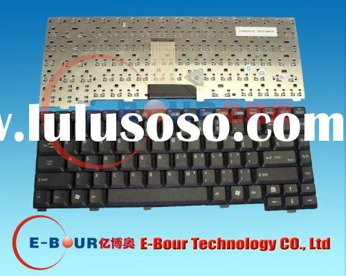 Brand new Laptop keyboard for Asus A6000 Black color