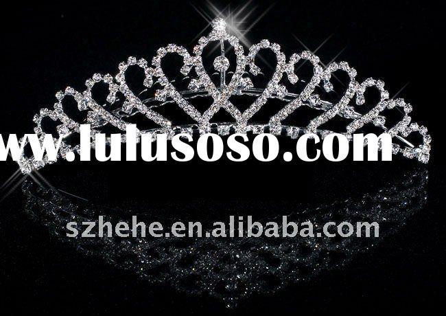 CR003 wholesale royal wedding crown princess victoria wedding