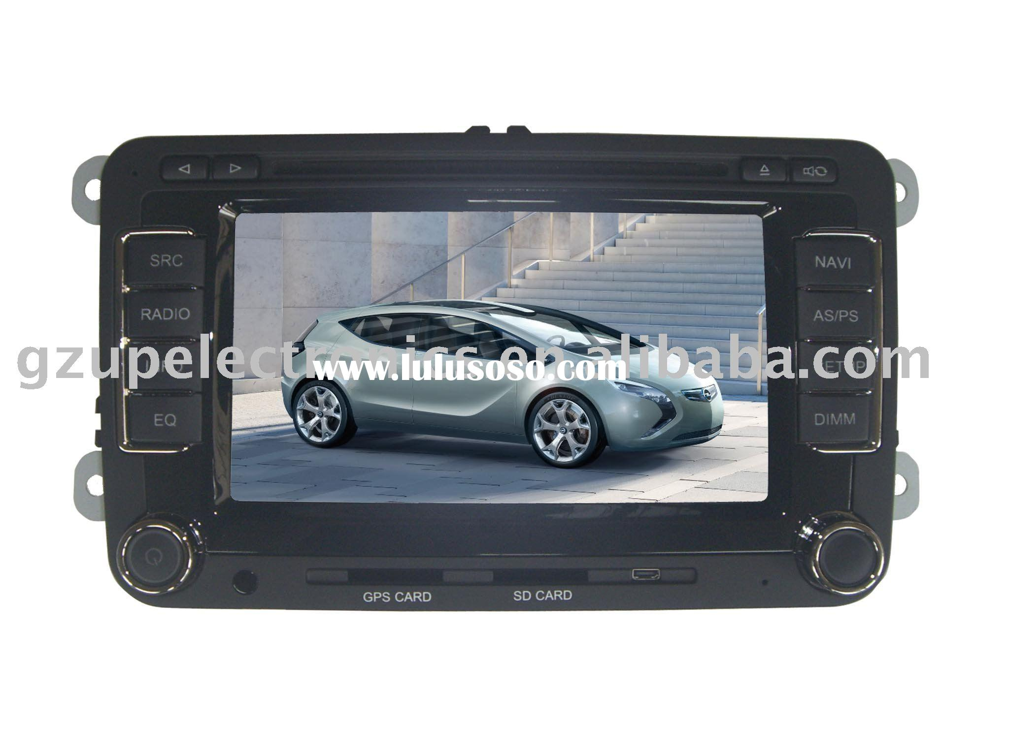 Custom in dash car dvd player for Passat B6/Jetta A5(2005-2008)