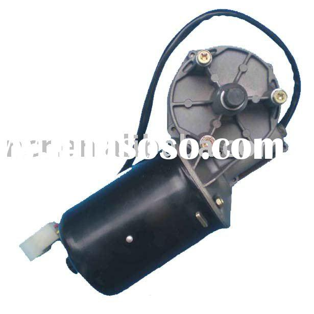 DC gear carbon brush wiper motor (NCR S001 50W 12V)