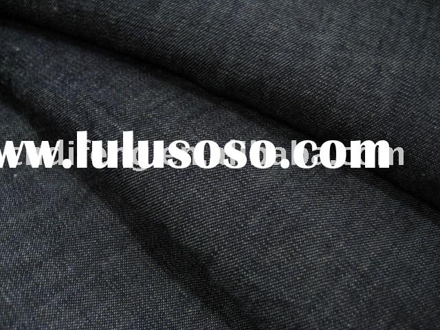 Denim fabric, cotton/polyester, for pants
