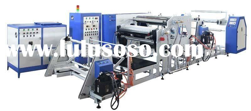 Double sides Adhesive Tapes Hot Melt Coating Machine