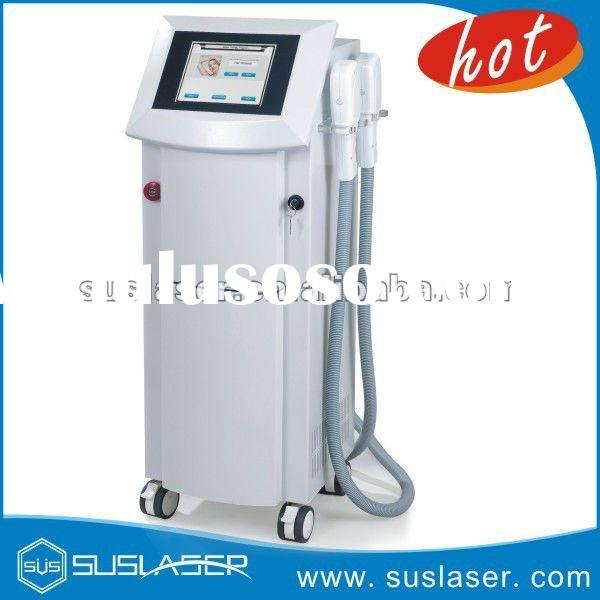 Effective laser IPL hair removal with RF,suitable for all skin type and hair colors