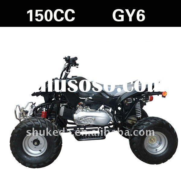 Electric start 4 wheeler atv kids with independent double shock