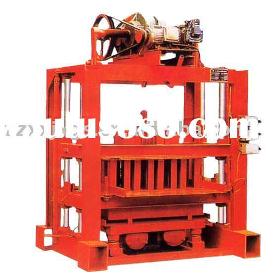 Environment Friendly Clay Brick Making Machine/Clay Brick Machine