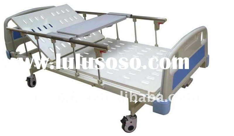 F-B15 Manual One-crank Moving Hospital Bed
