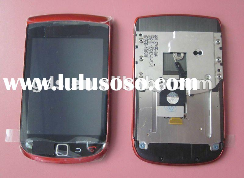 For Blackberry 9800 LCD W/Touch Digitizer Screen+Slider Board