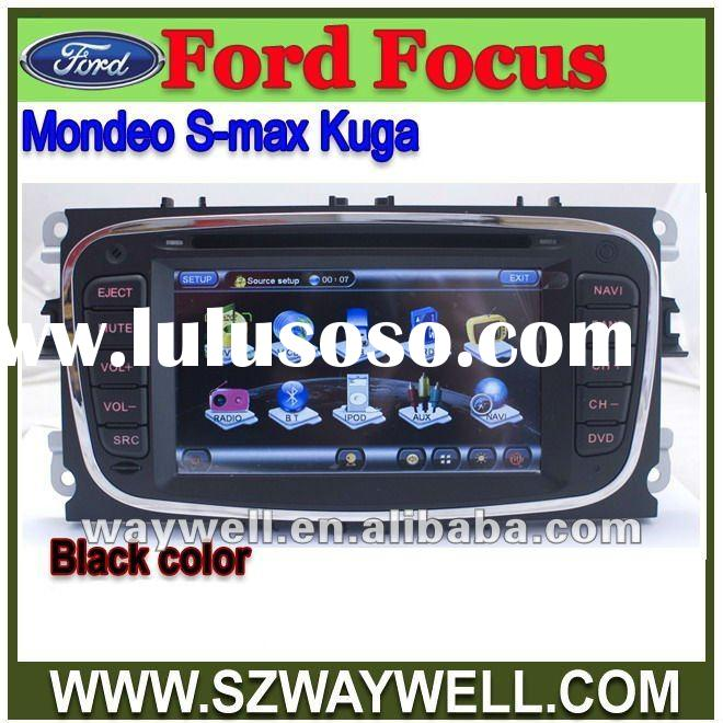 Ford FOCUS Ford Mondeo Ford S-Max Ford kuga Auto radio panel in Black color
