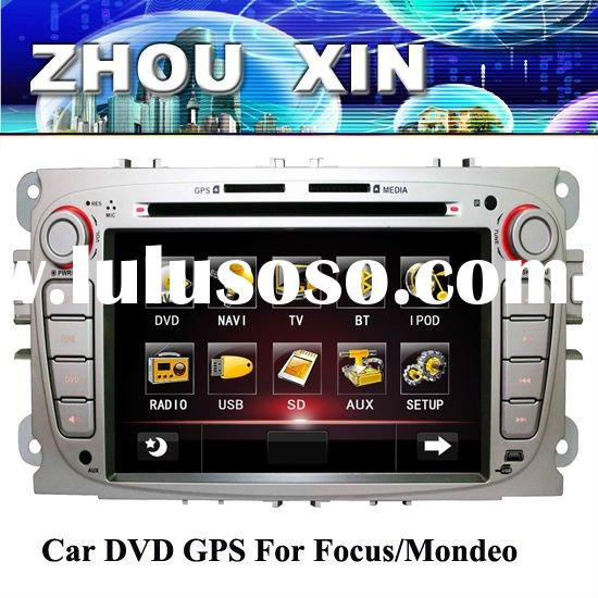 Ford Focus 7 inch HD In dash Car DVD with GPS DVB-T can bus