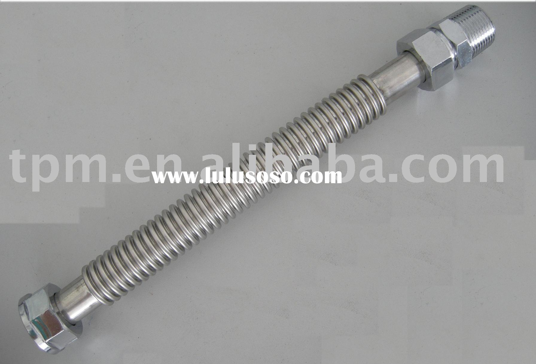 Gas Meter Pipe, Corrugated Pipe, Corrugated Stainless Steel Tube