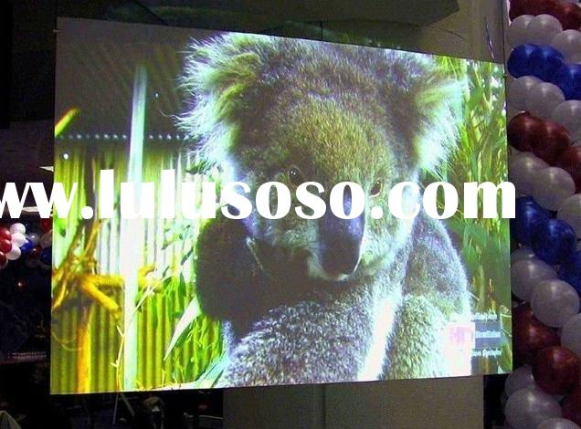 HOT SALE Holographic Rear Projection Screen Film