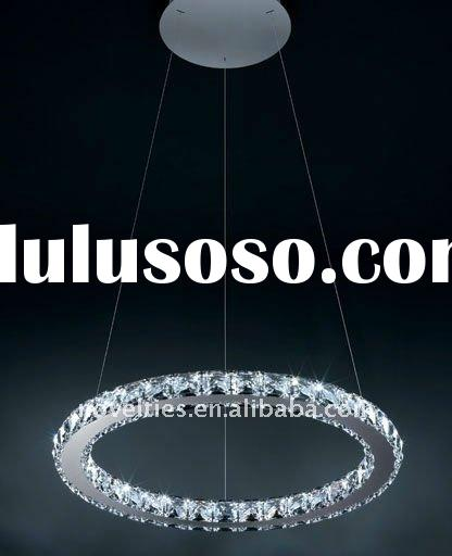 Hot New selling modern lamp, Crystal Empire Series chandelier,Crystal Empire Series LED pendant ligh