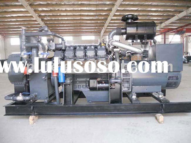 Hot sale: 250kW Natural Gas Generator with CHP