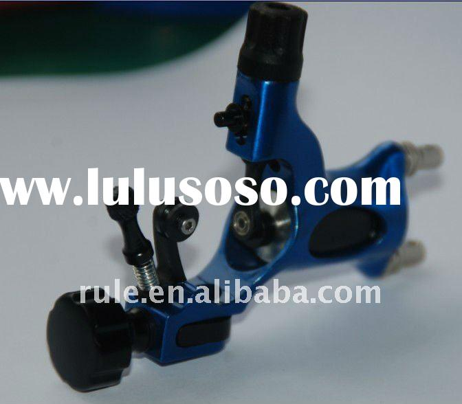 Imported The lastest blue Rotary Tattoo Machine good quality tattoo machine frame