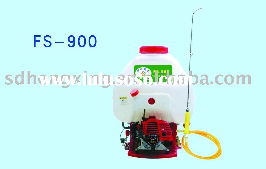Knapsack/backpack power sprayer