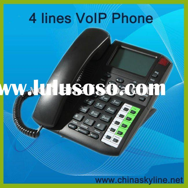Linksys function for 4 line IP Phone,VoIP SIP Phone