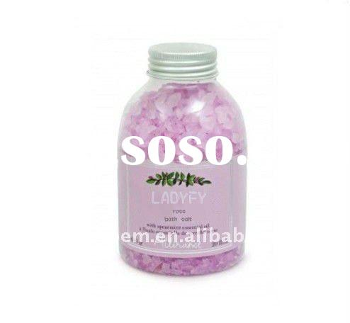 Mineral whitening moisturizing bath salt,dead sea salt scrub,pink salt,wholesale bath salt