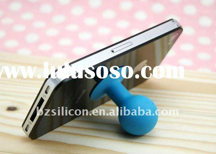 Mini Octopus stand TPU material for iphone/ipod/Touch/Ipad,Samsung and other mobile phones