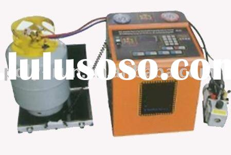 Mobile Refrigerant Recycling & Recovery Machine (PR223A)