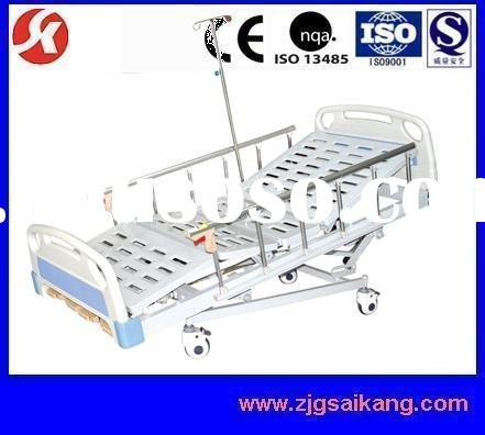Multi-function Manual Hospital Clinic Bed Furniture