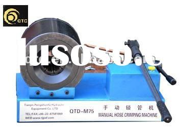NEW PRODUCTS FOR 2012 hydraulic hose crimping machine/hydraulic hose crimper