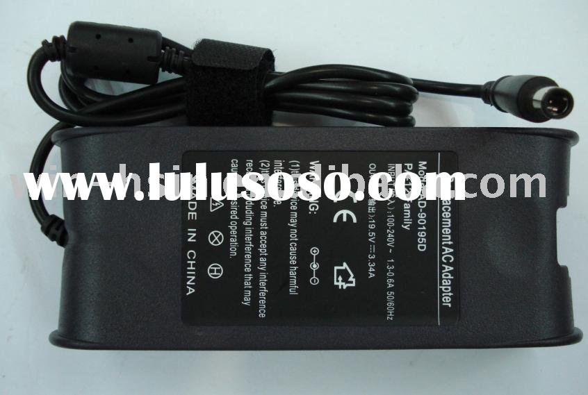 New 19.5V 3.34A 65W AC Adapter for Dell PA-12 PA12