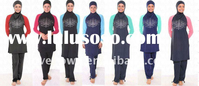 New arrival muslim swimwear for women