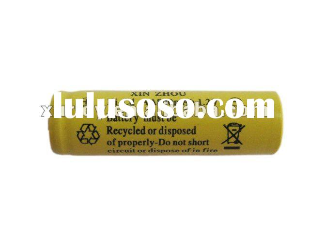 Nickel Cadmium Rechargeable Battery for electrical toys