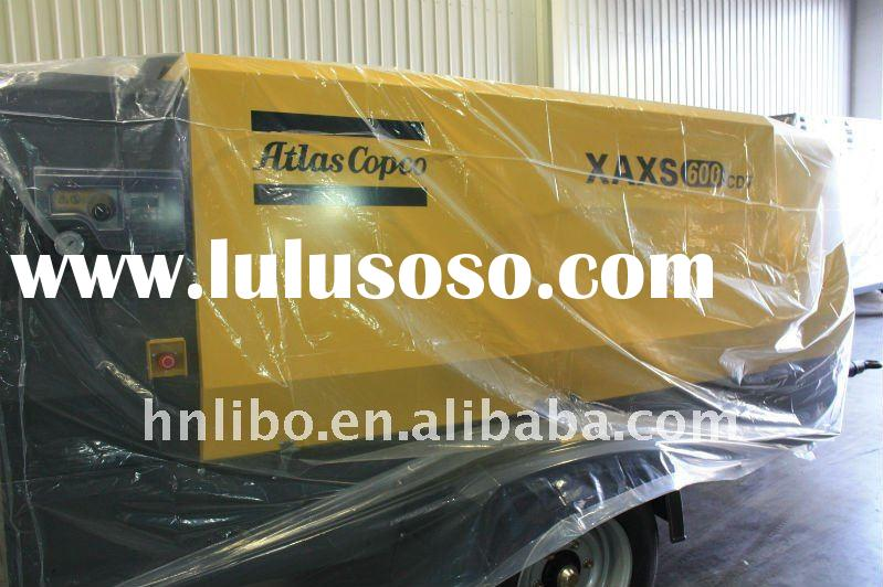 Original ATLAS COPCO diesel engine driven movable air compressor XAMS850 XATS800 XAHS710 XAVS650 XAX