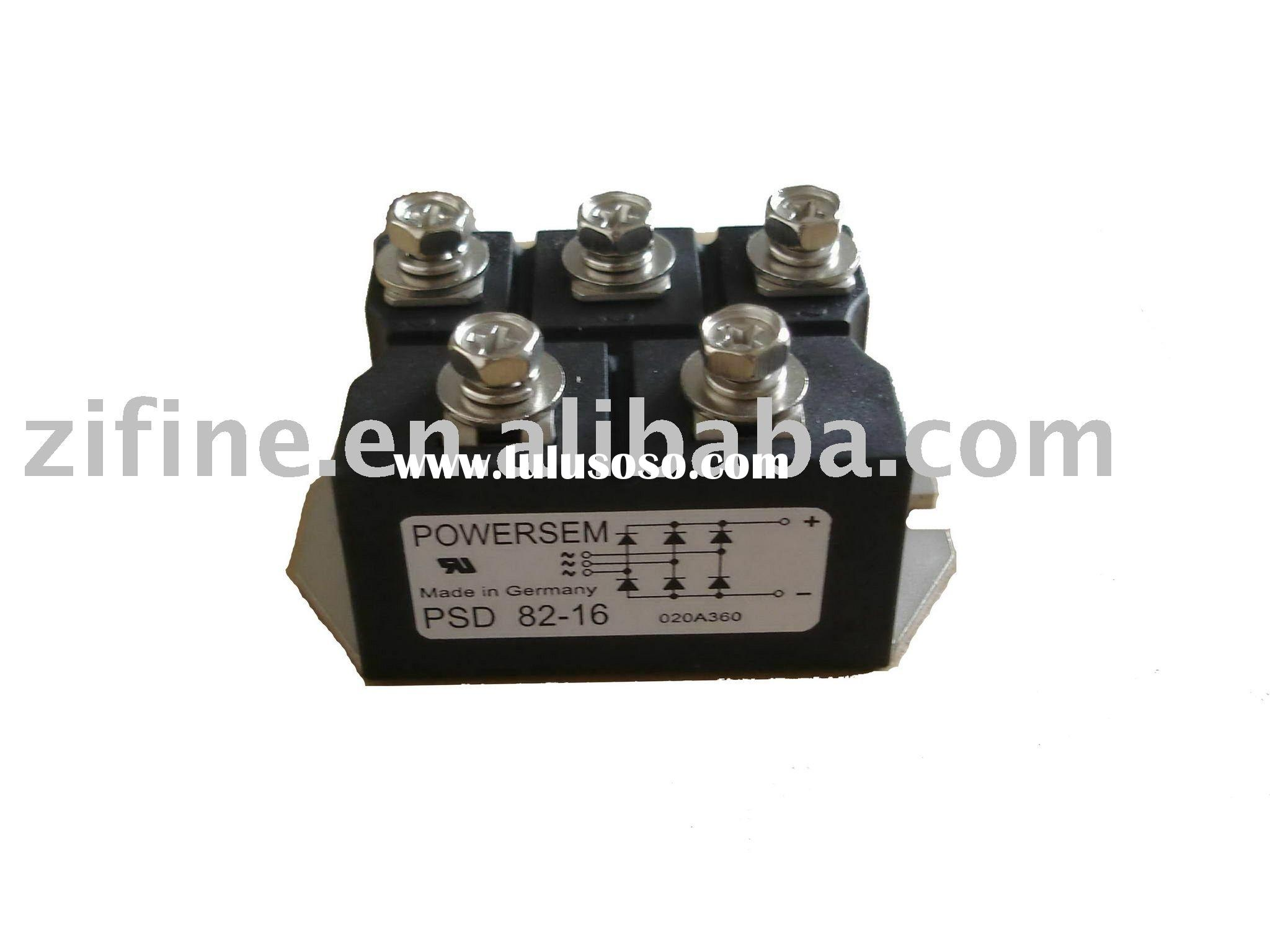 Bridge Rectifier Module Manufacturers In Igbt Inverter Circuit Lulusoso Psd82 16