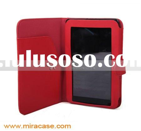 PU slim case for kindle fire