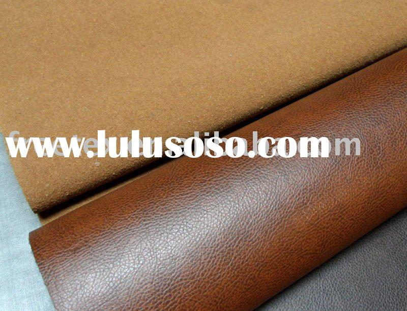 PU upholstery leather for sofa